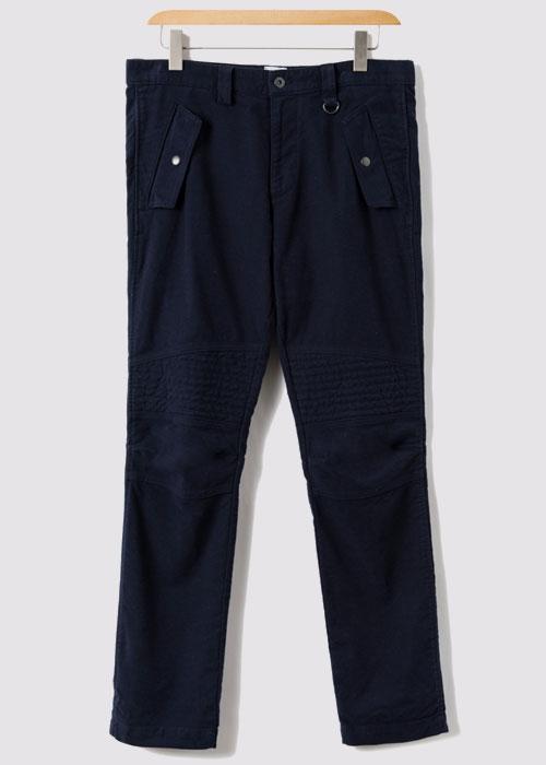男装|立体装饰口袋直筒休闲裤